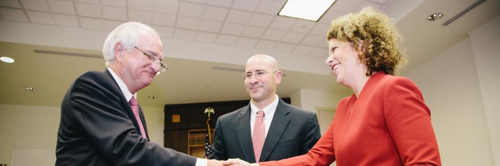 Allison Barnes Salter Sworn in as Judge of Cobb County ...